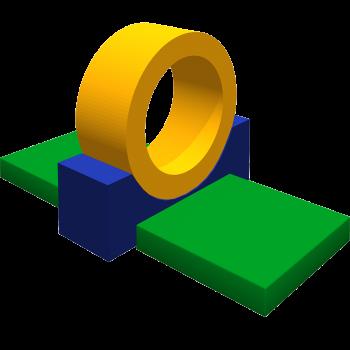 Cпортивный модуль «Кольцо»