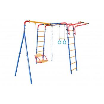 Уличный детский спортивный комплекс серии «ЮНЫЙ АТЛЕТ»