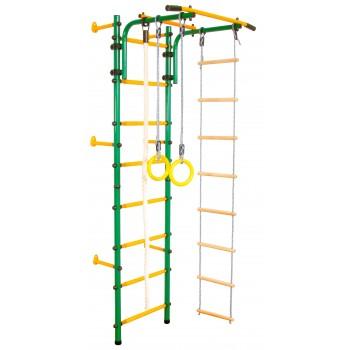 Детский спортивный комплекс ЮНЫЙ АТЛЕТ - модель «Пристенный»