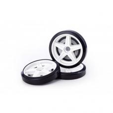 Объемные пластиковые колеса для серии LIGHT (комп. 2 шт.)