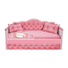 Кровать серии ИЛЛЮЗИЯ с выдвижным ящиком (178х85)