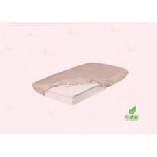 Съемный чехол на матрас 160х80 в цвет кровати (Бежевый)