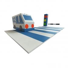Игровой набор «Грамотный пешеход»