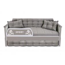 Кровать серии СПОРТ с одним ящиком (178х85)