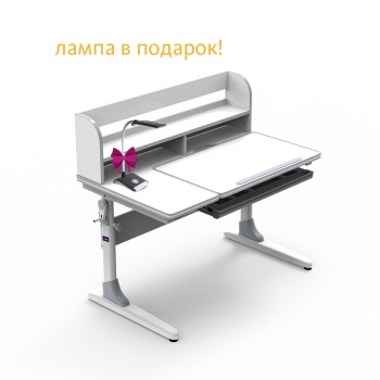 ПАРТА-ТРАНСФОРМЕР ДЛЯ ШКОЛЬНИКА CUBBY NERINE