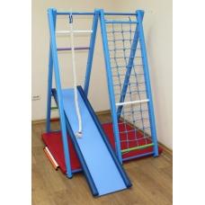 Детский спортивный комплекс Plastep РАДУГА 170 складной