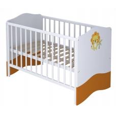 Кроватка детская Polini kids Basic