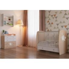 Кровать детская Polini kids French 710