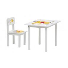 Комплект детской мебели Polini Kids Disney baby 105 S