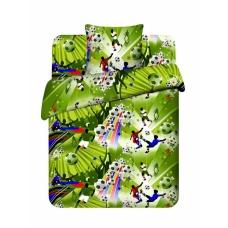 Комплект постельного белья 1,5сп бязь Высшая лига