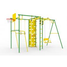 Спортивно-игровой комплекс ROKIDS Атлет-Т с качелью