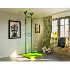 Детский спортивный  комплекс ЮНЫЙ АТЛЕТ модель «Пол-потолок»