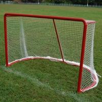 Ворота хоккейные игровые 183см х 122см (пара)