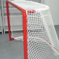 Сетка хоккейная ПРОФ, d=4.0мм, (пара)