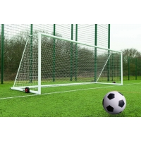 Сетка футбольная (5,0м х 2,0м ) СТАРТ d=2.2мм, юниорская / пара