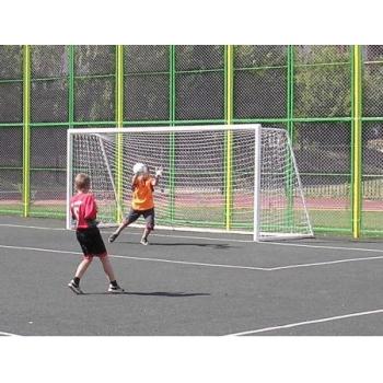Футбольные ворота переносные юниорские 2х5 м (пара)
