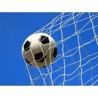 Сетка футбольная (5,0м х 2,0м ) СТАНДАРТ d=3.0мм, юниорская / пара