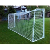 Сетка футбольная (5,0м х 2,0м ) ПРОФИ d=5.0мм, юниорская / пара