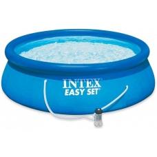 Бассейн надувной Intex Easy Set 28122 с фильтр-насосом, 305х76 см