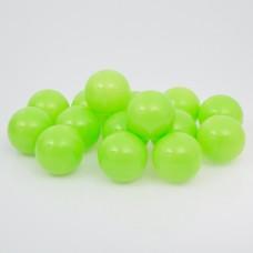 Набор шаров для бассейна 150 шт. (салатовый)