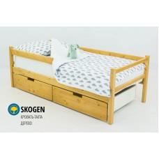 Детская деревянная кровать-тахта  «SKOGEN ДЕРЕВО»