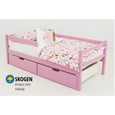 Детская деревянная кровать-тахта «SKOGEN ЛАВАНДА»