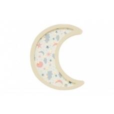 Детский светодиодный ночник «Луна» Бежевый