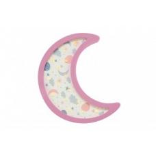 Детский светодиодный ночник «Луна» Лаванда