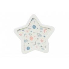 Детский светодиодный ночник «Звезда» Белый