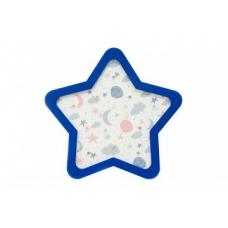 Детский светодиодный ночник «Звезда» Синий
