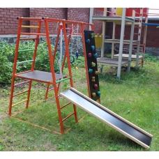 Детский спортивный комплекс Plastep БОГАТЫРЬ 170 металл