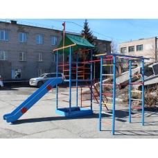 Спортивно-игровой комплекс Plastep Замок-П