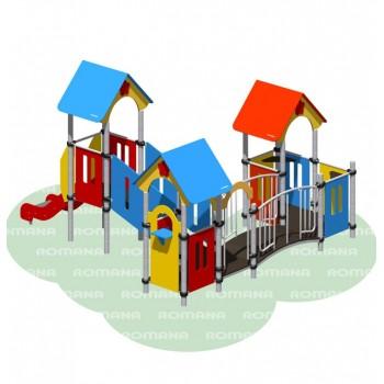 Детская площадка «Romana 104.11.00»