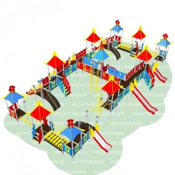 Детская площадка «Romana 101.37.00»