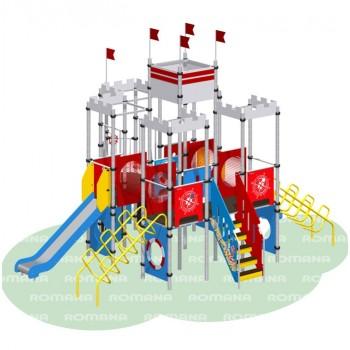 Детская площадка «Пароход»
