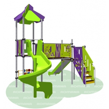 Детская площадка «Romana 101.18.00»