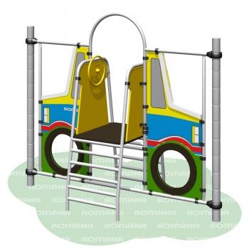 Панельный игровой комплекс «Машина»