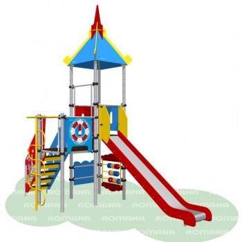 Детская площадка ROMANA Море