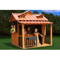 Деревянный домик PlayNation «Гномик»