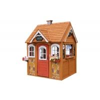 Деревянный домик «Джорджия-2 (модель 2017 года)»