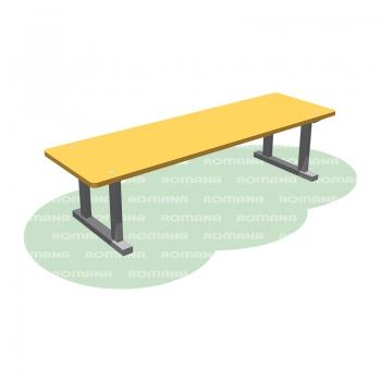 Скамья (для комплектации теневого навеса, веранды) ROMANA
