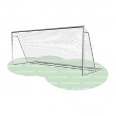 Ворота футбольные (сетка в комплекте)