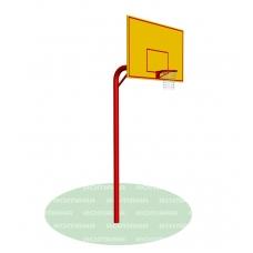 Баскетбольный щит (большой) 203.11.01