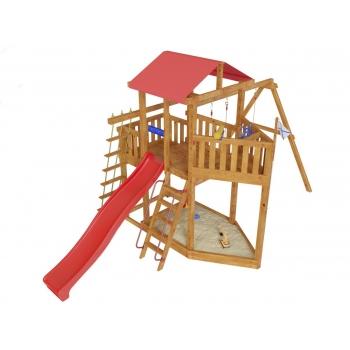 Детская игровая площадка-корабль АССОЛЬ