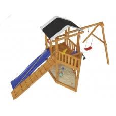 Детская игровая площадка-корабль БАУНТИ