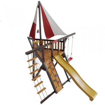 Детская игровая площадка-корабль ФОРТУНА