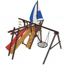 Детская игровая площадка-корабль ФРЕГАТ