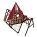 Детская игровая площадка-корабль КАРАВЕЛЛА