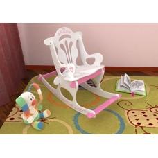 Кресло-качалка для девочки