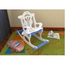 Кресло-качалка для мальчика